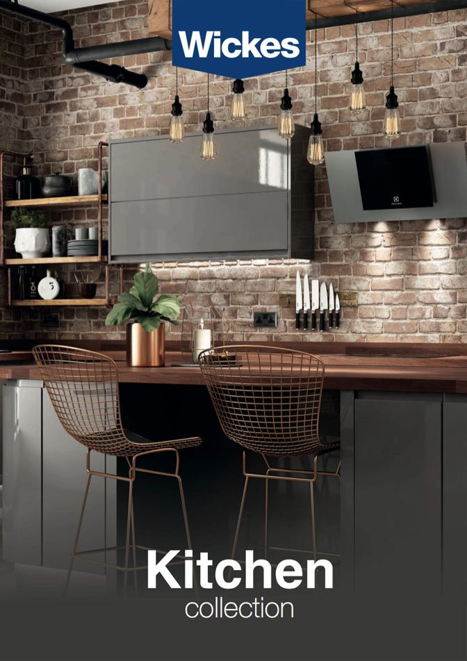 Kitchen brochure download for Wickes kitchen cupboards