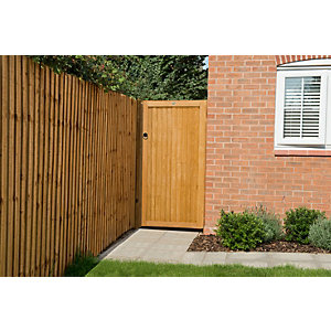 Close Board Dip Treated Timber Gate 1820mm x 910mm