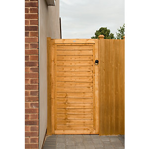 Heavy Duty Dip Treated Timber Gate 1820mm x 910mm