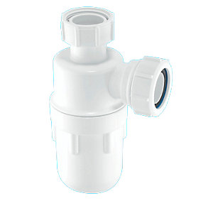 McAlpine C10 Seal Bottle Trap 38mm x 75mm