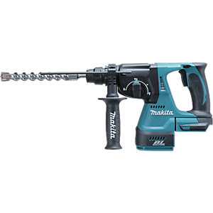 Makita DHR242Z 18V SDS+ Cordless Brushless 3 Mode Rotary Hammer Drill Body Only