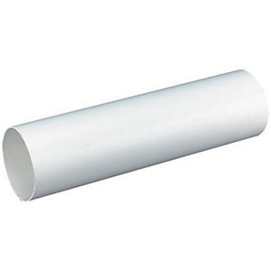 Manrose Round Pipe 100mm x 350mm