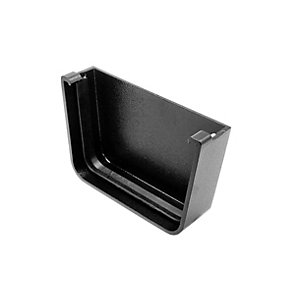 Alutec Evolve Box Stop End External Heritage Black