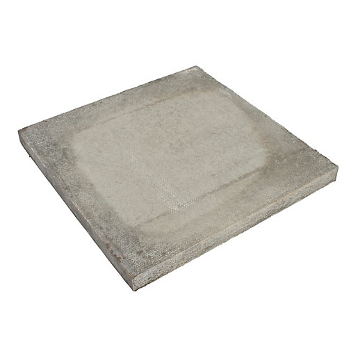 Marshalls BSS Pressed Concrete Slab Natural 600mm x 600mm x 50mm