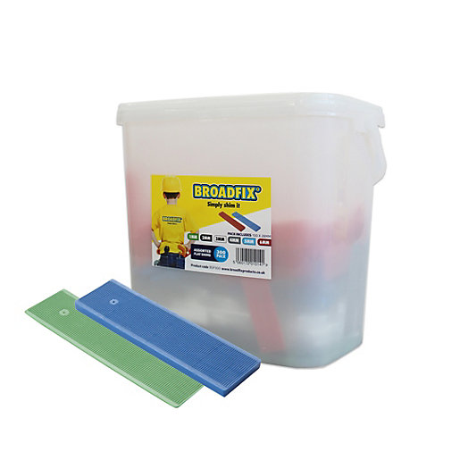 Broadfix Flat Packer Mixed Thickness Tub Of 300