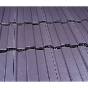 Marley Ludlow Major Roofing Tiles Smooth Grey - Pallet of 216