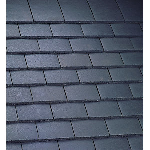 Marley Plain Roofing Tile Smooth Grey