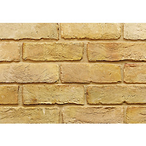 Imperial Handmade Stock Facing Brick Yellow  - Pack of 540
