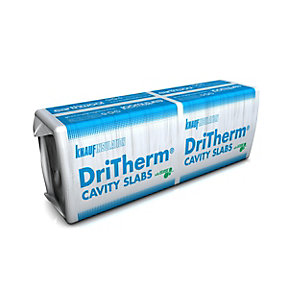 Knauf Insulation Dritherm Cavity Slab 37 Standard