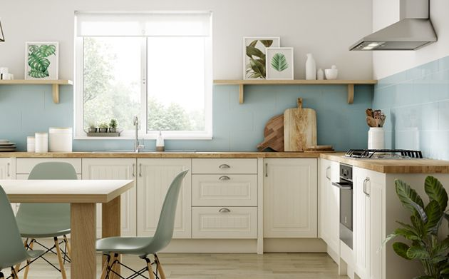 Oban Ivory Tongue & Groove | Wickes.co.uk