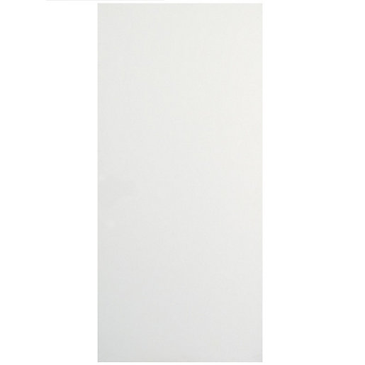Flush Fibreboard Hollow Core Internal Door 1981mm x 762mm x 35mm