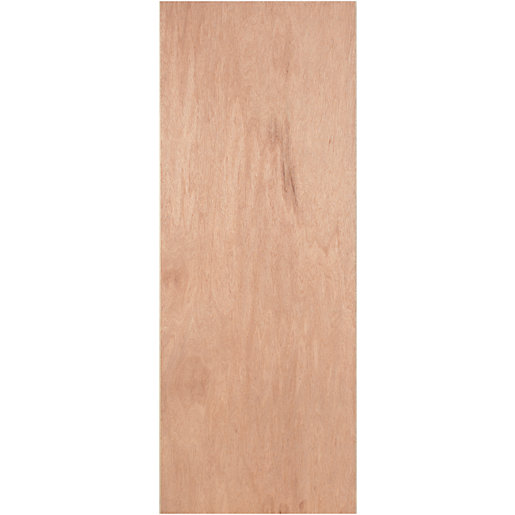 Flush PWD Paint Graded Hollow Core Internal Door 1981mm x 711mm x 35mm