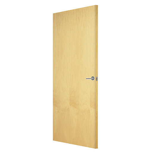 Internal Ash Flush Veneer 30 Min Fire Door 2040 x 726 x 44mm