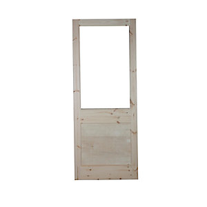 External 2XG Unglazed Door 1981 x 838 x 44mm