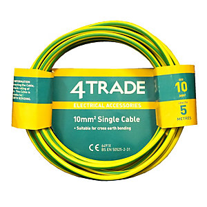 4TRADE FT201759 Single Core Conduit Cable