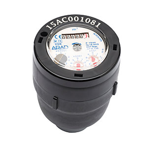 Plasson 9001 Concentric Water Meter 11/2inch BSP