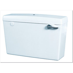 Wirquin Cme Macdee Bido Elan Cistern Low Level White CFE51WH