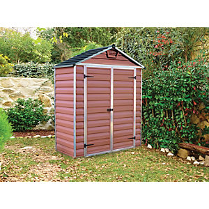 Cheap Plastic Sheds On Sale At Argos B Amp Q Wickes