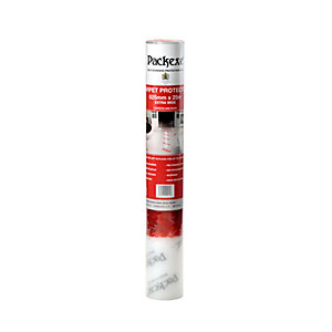 Packexe Carpet Protector 625mm x 25m