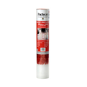 Packexe Carpet Protection Film 625mm x 100m - Box of 4