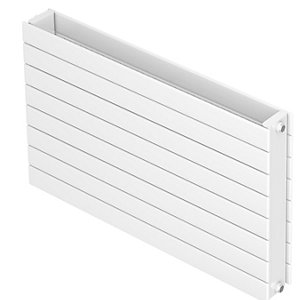 Quinn Aria Horizontal Double Panel Double Convector Radiator 433 x 1400 mm QHP22S4314