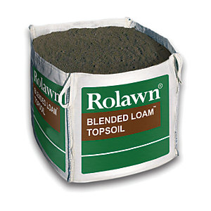 Rolawn Blended Loam Top Soil Bulk Bag 1m³