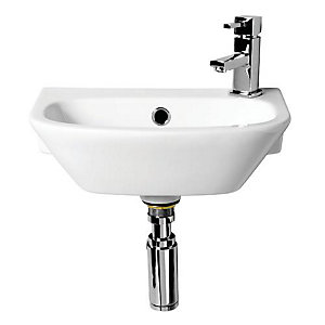 cloakroom basins basins wickes co uk 15183