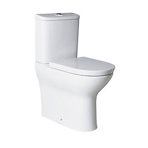 Roca Colina Comfort Height Cistern Z3419CC000 (Cistern Only)