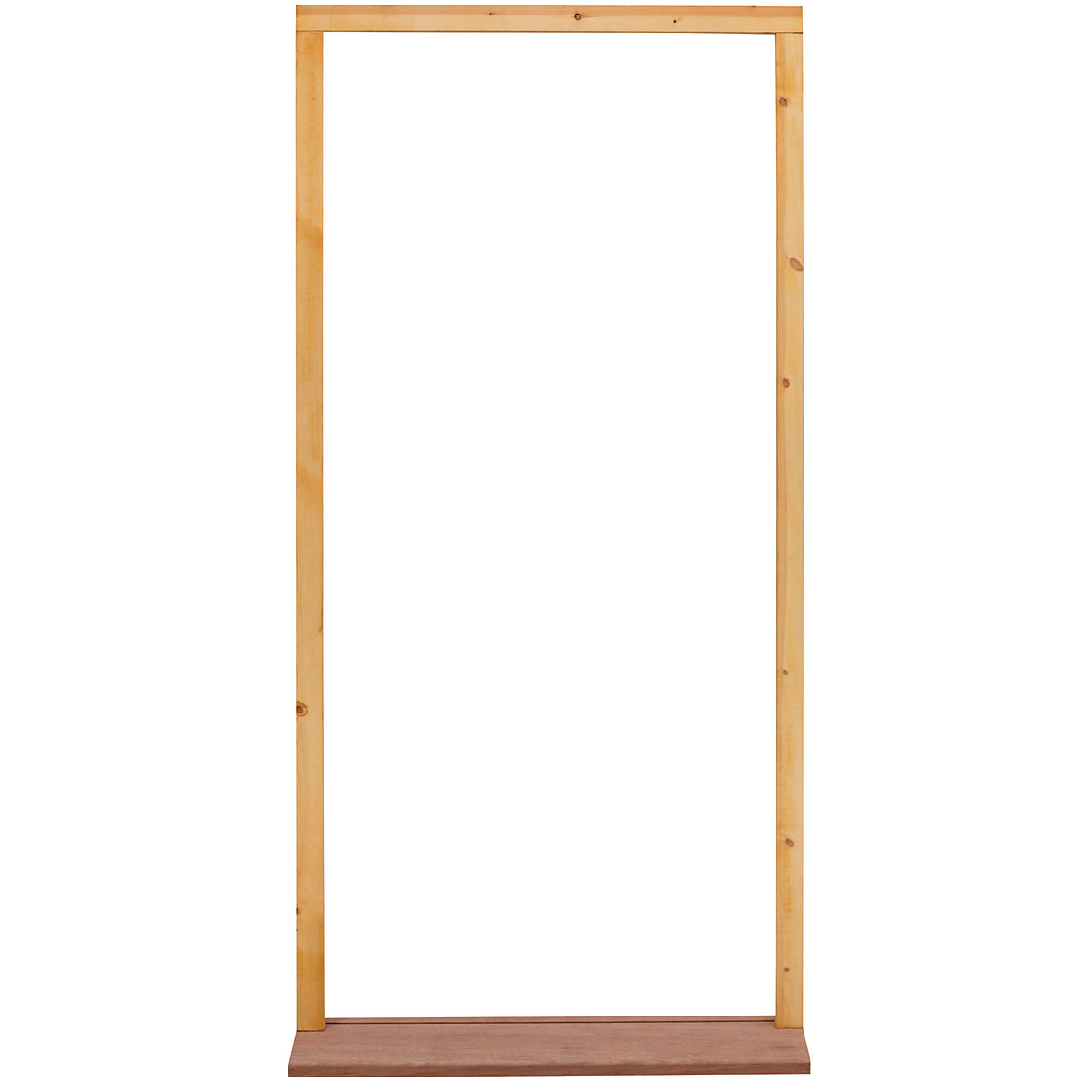 External softwood door frame to suit - 2\'9x6\'6 door | Travis Perkins