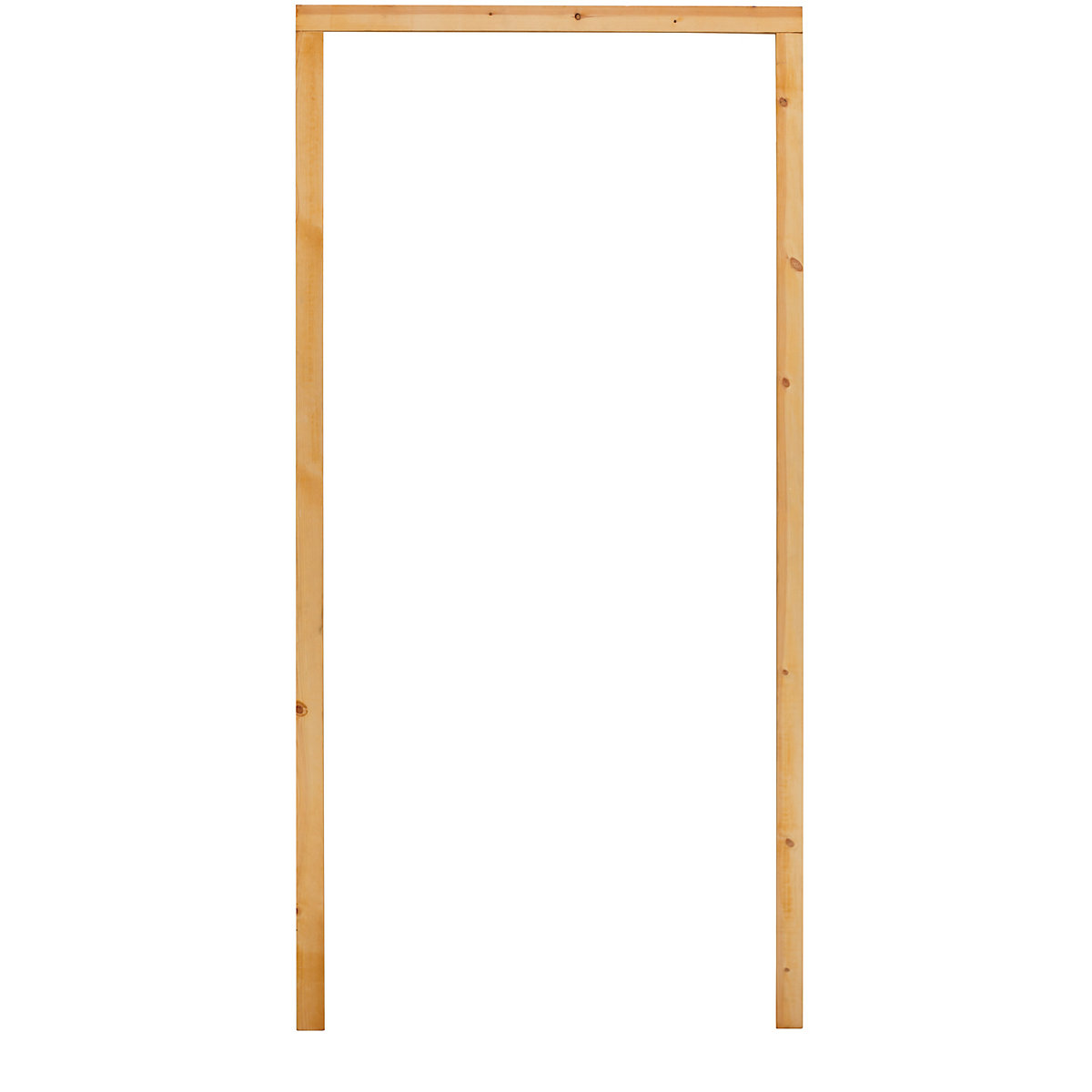 External fire resistant door frame to suit 2\'9x6\'6 door. No sill ...