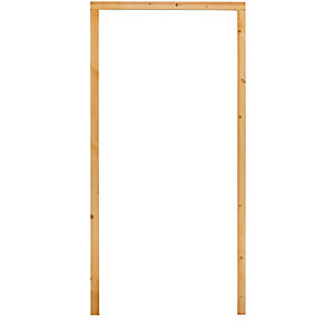External fire resistant door frame with smoke seal to suit 2'9x6'6 door. No sill. (SDF29FCA2)