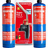 Rothenberger Superfire 2 Torch & Gas Pack
