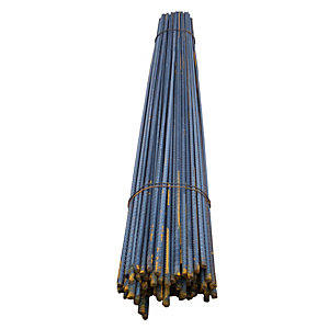 ROM Concrete Reinforcing Steel Bar High Yield Rebar T10 3000mm x 10mm