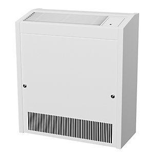 Smiths Environmental Caspian Ll 60/04 Low Level Wall Mounted Fan Convector White