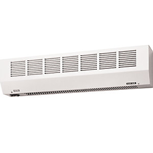 Smiths Environmental Str1000-240V Sterling High Level 1000-240V High Level Wall Mounted Fan Convector White
