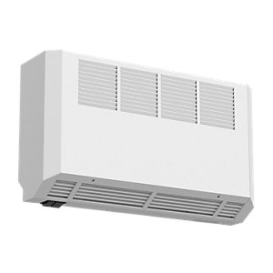 Smiths Environmental Ecovector Hl 1000-12V High Level Wall Mounted Fan Convector White