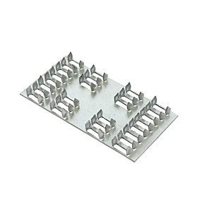 Simpson Strong-Tie Mending Plate 75 x 150mm MP36