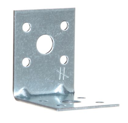 Simpson Strong-Tie Light Reinforced Angle Bracket 50 x 50 x 50mm