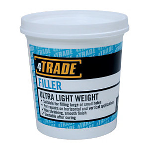 4Trade Lightweight Filler 1L Pack 6