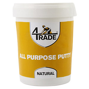 4TRADE All Purpose Putty Natural 2kg