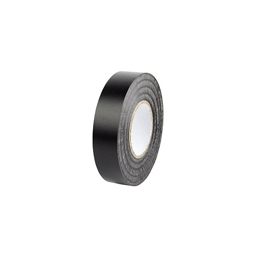 4Trade Insulating Tape 19mm x 33m Black