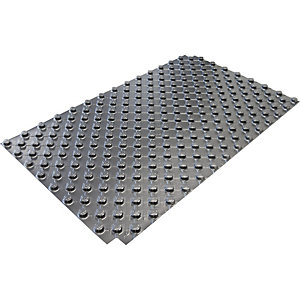 Solfex Rapid Clip Plate for 10 - 12mm Pipe