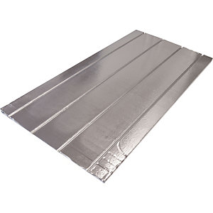 Warm-board Light 15mm Floor Panel for 10mm Pipe