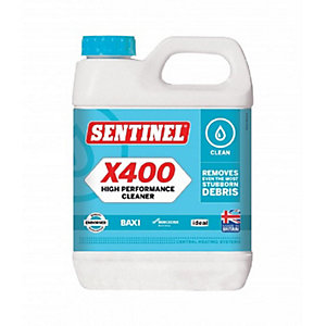 Sentinel x 400 Sludge Remover 1L - Box of 2