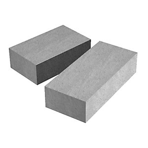 Supreme Concrete High Strength Concrete Padstone 440mm x 215mm x 102mm