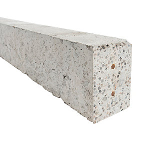 Supreme Prestressed Textured Concrete Lintel 100mm x 140mm x 2700mm R15