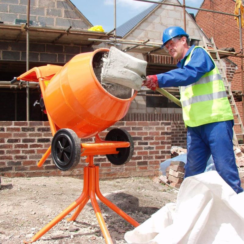 Concreting, Compaction & Mixing