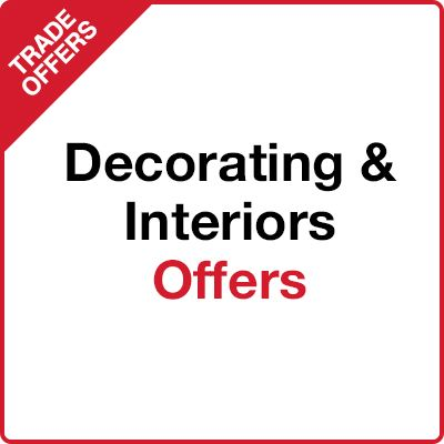 Decorating & Interiors Offers