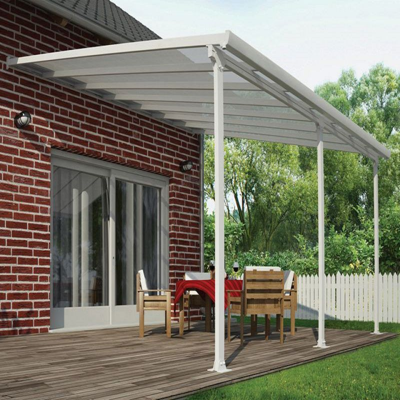 Door & Garden Patio Canopies | Travis Perkins