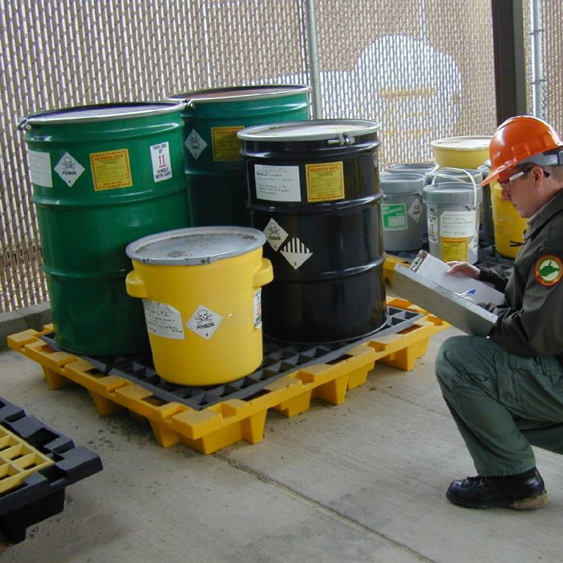 Hazardous Waste Disposal Hire